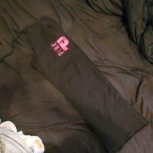 Pink VS boyfriend sweatpants